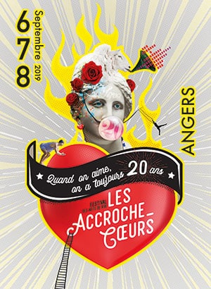 Festival Les Accroche-Coeurs 2019 Angers Compagnie Belizama