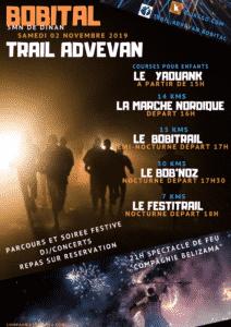 Compagnie Belizama Bobital Trail Advevan Samedi 2 Novembre 2019 !!