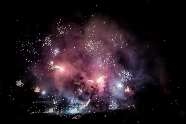 Compagnie Belizama  Festy Picherande 23 Août 2020.
