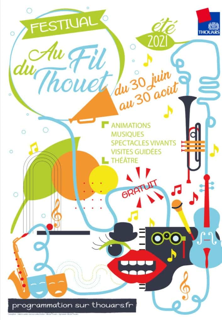 Read more about the article Compagnie Belizama Festival au Fil du Thouet 30 Juillet 2021
